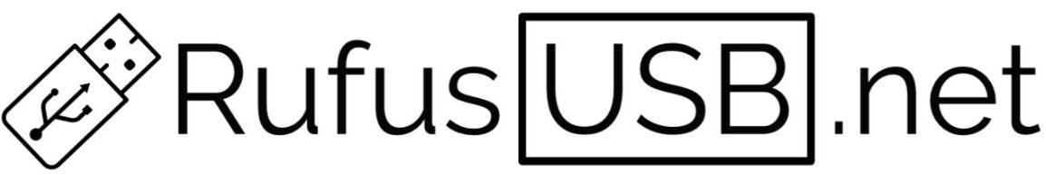 Rufus USB